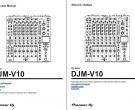 Překlad PDF manuálu - DJ mixer